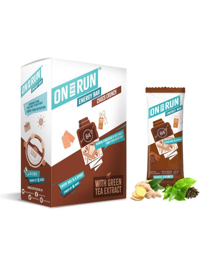 Buy Choco Crunch Energy Bar Online At Best Price