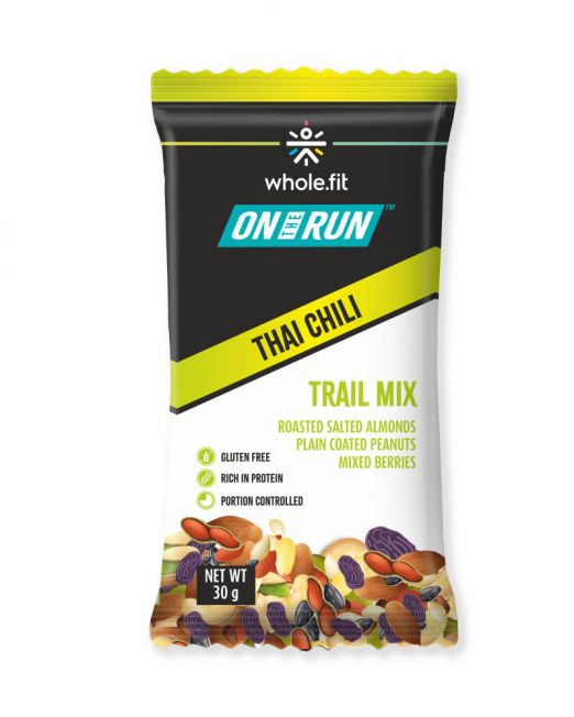 ontherun - trail mix thai chili