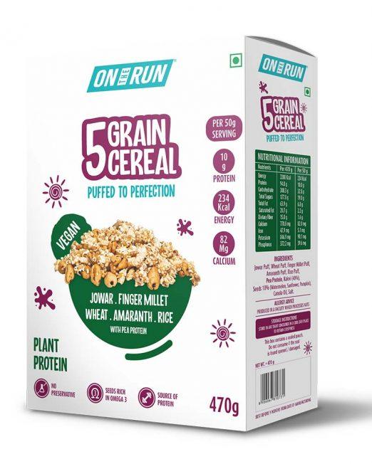 OTR-5Grain-Cereal-Plant-Protein-Front