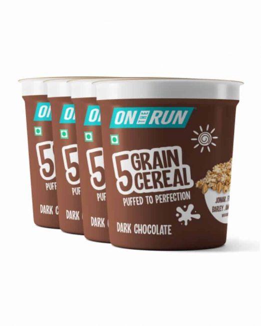 5 Grain Dark Chocolate Cup pack