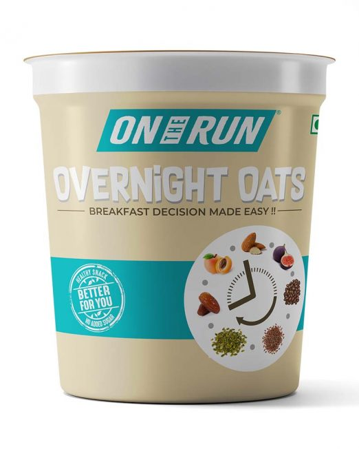 Overnight Oaats Cup